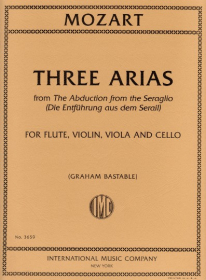 Mozart, WA :: Three Arias