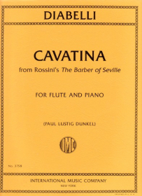 Diabelli, A :: Cavatina from Rossini's The Barber of Seville