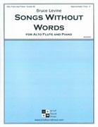 Levine, B :: Songs Without Words