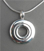Necklace - Open Hole Pendant