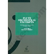 Various :: Flute Orchestral Excerpts Volume 1