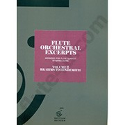 Various :: Flute Orchestral Excerpts Volume 2