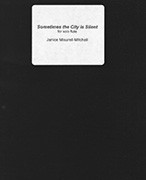 Misurell-Mitchell, J :: Sometimes the City is Silent