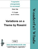 Chopin, F :: Variations on a Theme by Rossini