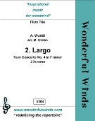 Vivaldi, A :: Largo (Winter)