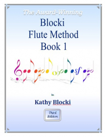 Blocki, K :: Blocki Flute Method - Book 1 (Student)