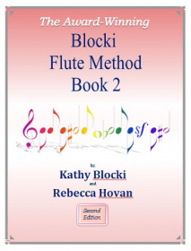 Blocki, K; Hovan, R :: Blocki Flute Method - Book 2 (Student)