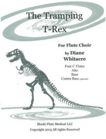 Whitacre, D :: The Tramping T-Rex