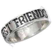 Band Ring - Best Friends Forever