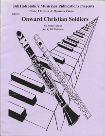 Sullivan, A :: Onward Christian Soldiers