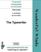 Anderson, L :: The Typewriter