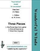 Delibes, L :: Three Pieces
