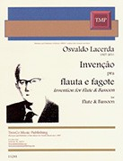 Lacerda, O :: Invencao pra flauta e fagote [Invention for Flute & Bassoon]