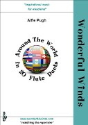 Pugh, A :: Around The World in 20 Flute Duets