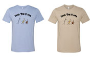 T-Shirt - Fear The Flute