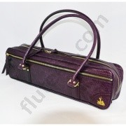 Fluter Scooter Professional Flute Case Cover Lilac