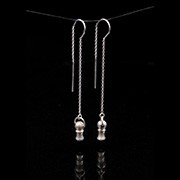 Earrings - Hitching Posts