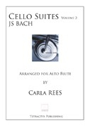 Bach, JS :: Cello Suites: Volume 2