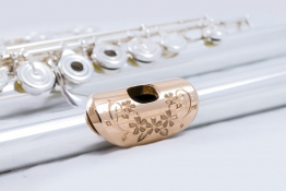 Brannen Brothers Flute 15/85 Drawn Tone Holes