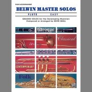 Various :: Belwin Master Solos - Easy