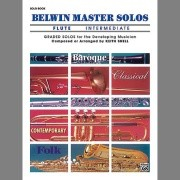 Various :: Belwin Master Solos - Intermediate
