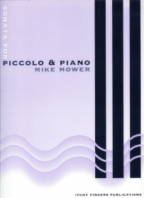 Mower, M :: Sonata for Piccolo & Piano