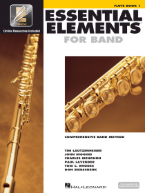 Various :: Essential Elements for Band - Flute: Book 1