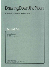 Erb, D :: Drawing Down the Moon