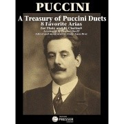 Puccini, G :: A Treasury of Puccini Duets