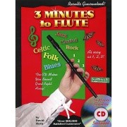 Harp, D :: 3 Minutes to Flute