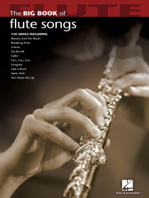 Various :: The Big Book of Flute Songs