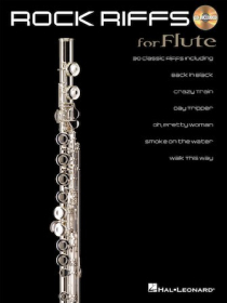 Various :: Rock Riffs for Flute