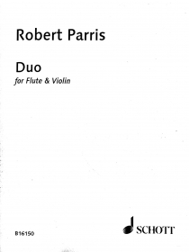 Parris, R :: Duo for Flute and Violin