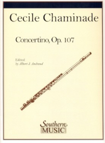 Chaminade, C :: Concertino op. 107