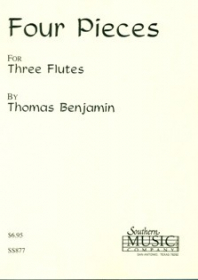 Benjamin, T :: Four Pieces
