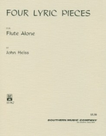 Heiss, J :: Four Lyric Pieces
