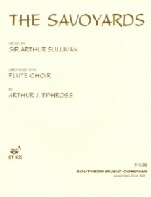 Sullivan, A :: The Savoyards