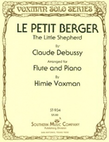 Debussy, C :: Le Petit Berger [The Little Shepherd]