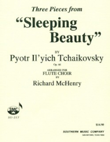 Tchaikovsky, PI :: Three Pieces from 'Sleeping Beauty'