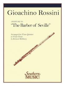 Rossini, G :: Overture to 'The Barber of Seville'