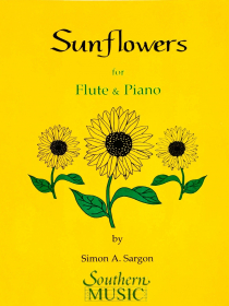 Sargon, SA :: Sunflowers (Sonata for Flute and Piano)