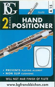 BG France Hand Positioner - Non-slip Cushions