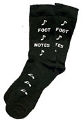Socks - Foot Notes