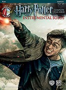 Various :: Harry Potter Instrumental Solos (Complete Film Series)