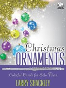 Traditional :: Christmas Ornaments: Colorful Carols for Solo Flute
