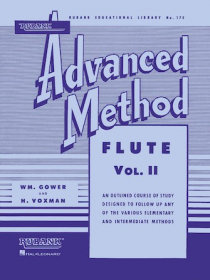 Rubank :: Rubank Advanced Method - Vol. II