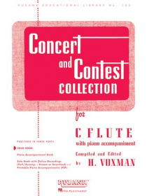 Various :: Concert and Contest Collection: Flute - Solo Book
