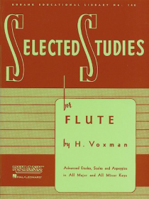 Various :: Selected Studies for Flute