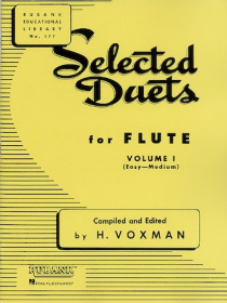 Various :: Selected Duets - Volume I (Easy-Medium)