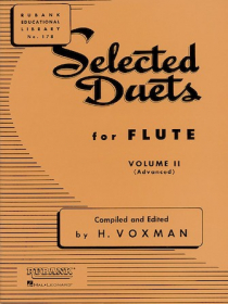Various :: Selected Duets - Volume II (Advanced)
